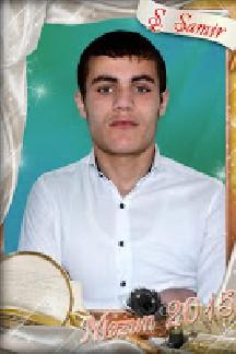 Şirinbəyzadə Samir Vaqif
